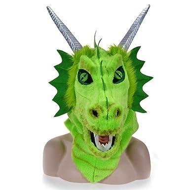 LULI Novedad Disfraz de Halloween Diseño personalizado Boca móvil ...