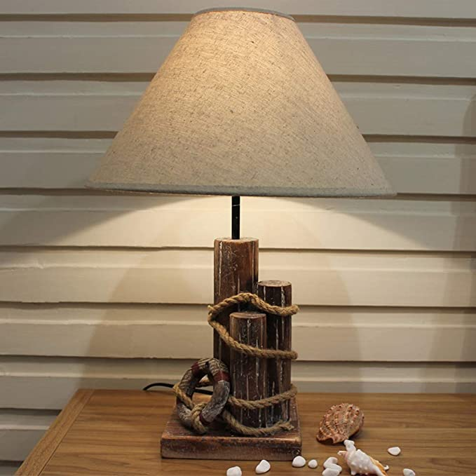 HYYK Creative Resin Table Lamp, Fashion Personality