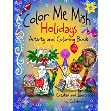 Color Me Mish Holidays (Mish and Friends)