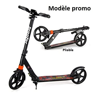 ANLUOSEN Patinete Adulto Patinete Plegable Urban Scooter ...