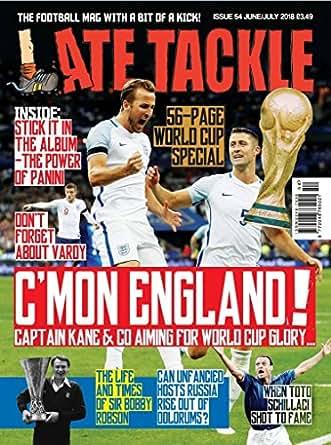 Amazon com: Late Tackle Football Magazine: Kindle Store