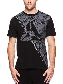 Activewear Tops Men's Reebok Workout T-shirt Size Small Green