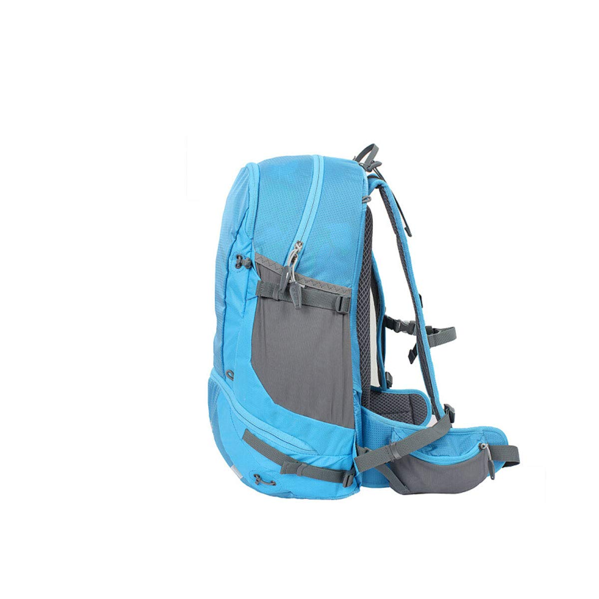 Chenjinxiang Casual Ultra Lightweight Comfortable Travel Backpack, Blue (Color : Blue) by Chenjinxiang (Image #3)