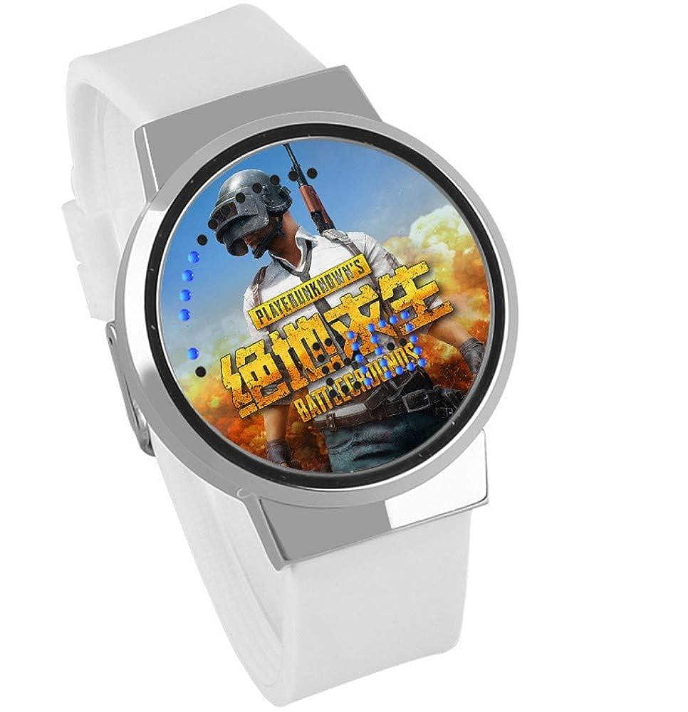 Relojes De Pulsera,Reloj Led De Pantalla Táctil Reloj Jedi ...
