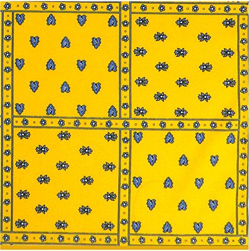 Foulard patchwork Foulard carré 53x53 cm