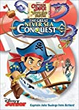 Captain Jake and the Neverland Pirates: The Great Never Sea Conquest (Bilingual)