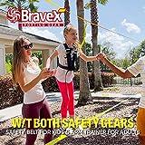Bravex 57ft Slackline Kit with Safety Belt