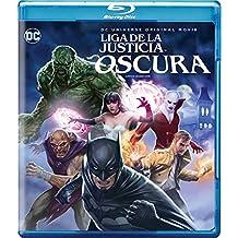 Liga de la Justicia Oscura (JUSTICE LEAGUE DARK) Blu-ray (Audio & Subtitles: English, Spanish, French and Portuguese) IMPORT