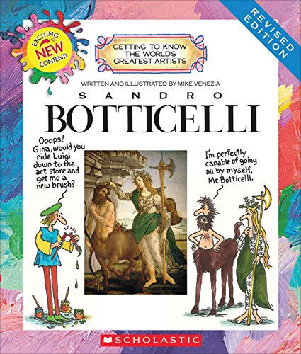 Sandro Boticelli (Revised Edition) (Getting to Know the World's Greatest Artists (Revised))