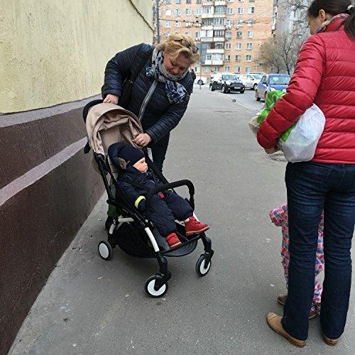 Bumper Bar for Babyzen YOYO YOYO+ Baby Stroller by ROMIRUS (Image #3)