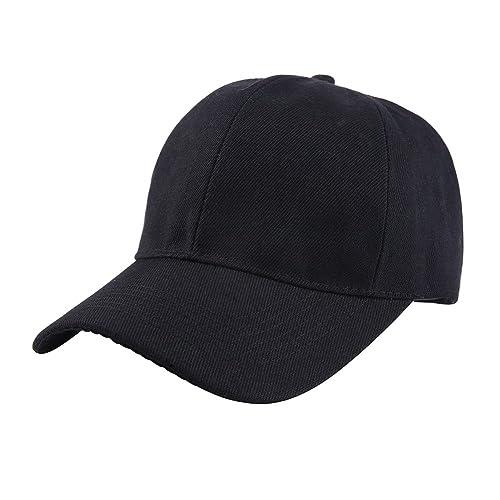 ailishabroy Cappelli da donna delle berretti da baseball di modo delle donne