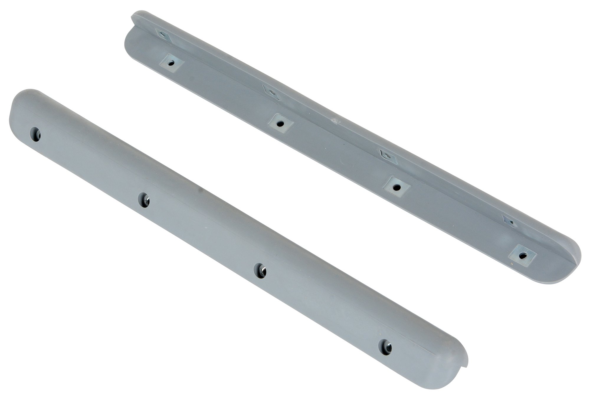 Vestil SB-12 Corner and Surface Guard/Bumper, 12'' Length, 1-1/8'' Height, 1-3/16'' Thick (12 per Carton)