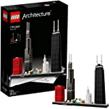 LEGO - 21033 - Architecture - Jeu de Construction - Chicago