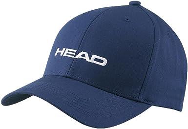 Head Promotion - Gorra Unisex, Color Azul Marino, Talla única ...