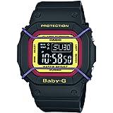 Casio Baby-G Digital Dial Black Resin Quartz Ladies Watch BGD501-1BCR