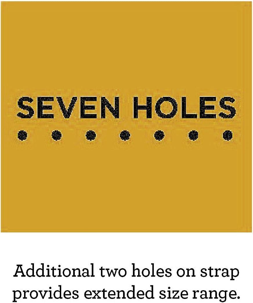 Lee Mens Modern Stretch Tubular Leather Belt