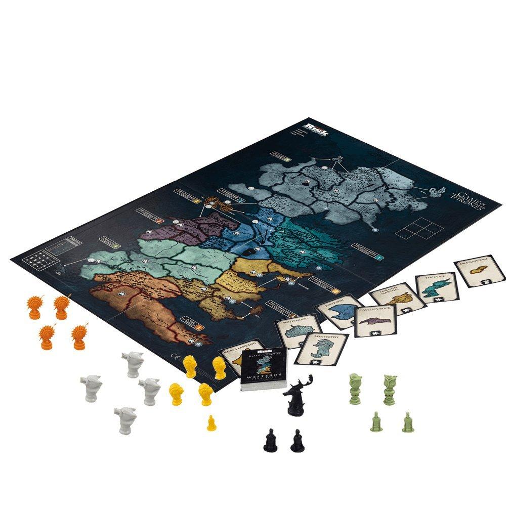 Comprar Risk Juego de Tronos (Edición Batalla) . Juego de estrategia- Versión en español