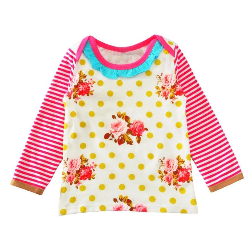 a22ea208a Amazon.com  Amiley baby girl clothing Set