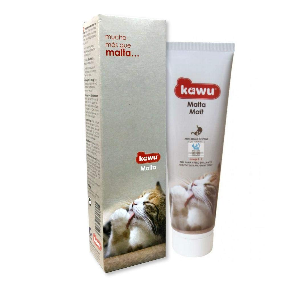 Calier Sac Kawu Malta Gatos 100 Grs 100 g: Amazon.es: Productos ...
