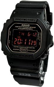 RELÓGIO CASIO G-SHOCK DW-5600MS-1DR RESINA PRETO