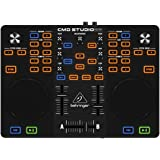 Behringer CMD Studio DJ Controller With 4-Channel Audio Interface
