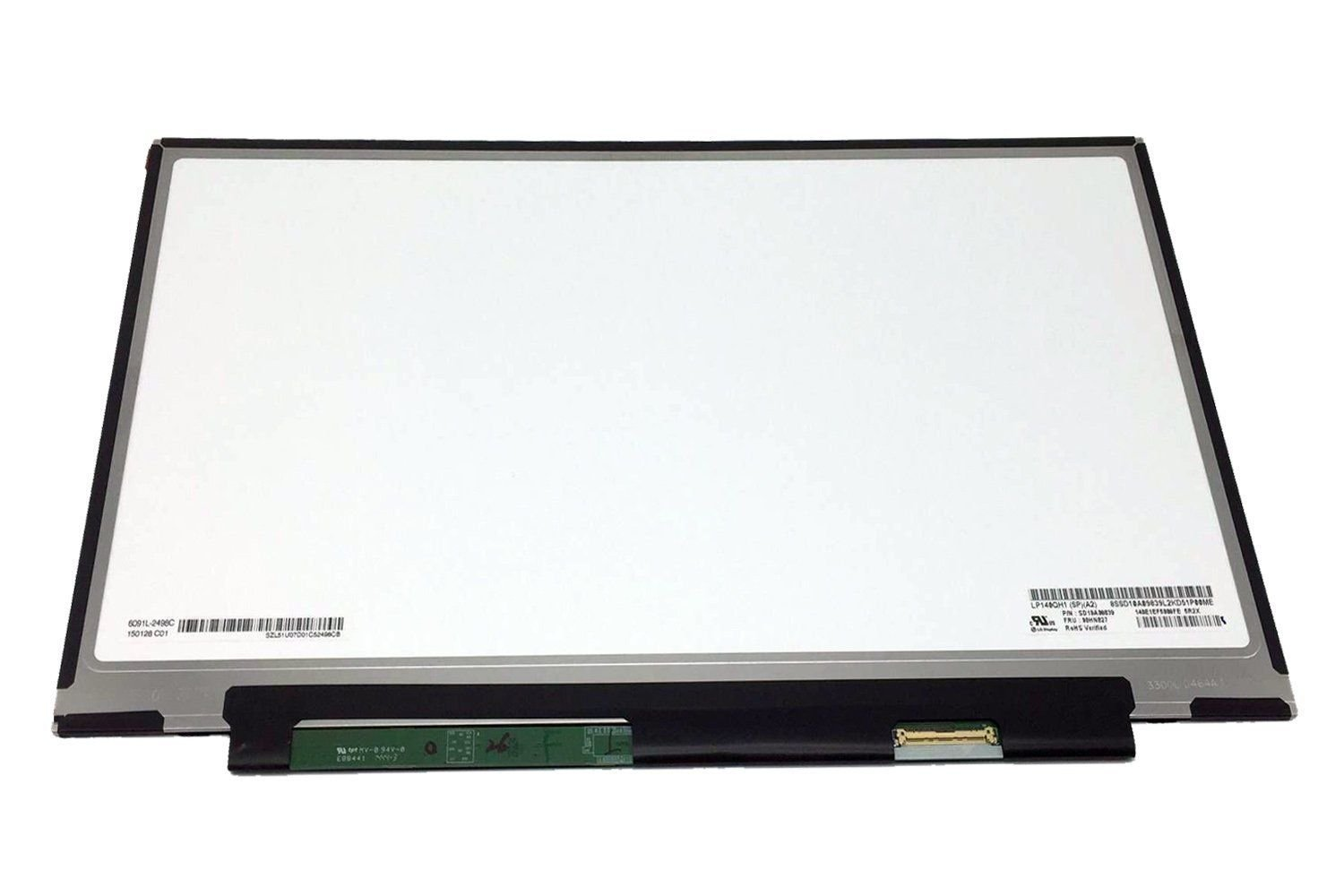 New Genuine Lenovo ThinkPad X1 Carbon No Touch 14.0'' LED QHD 2560x1440 LCD Screen 00HN827 by For Lenovo (Image #2)
