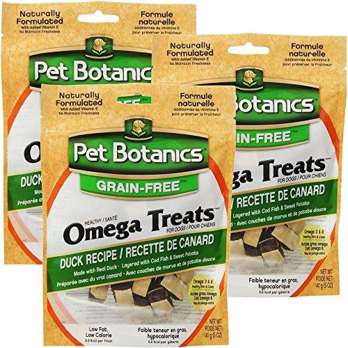 PACK Botanics Healthy Omega Treats