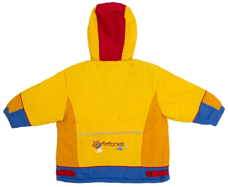 Brubaker - Niños chaqueta unisex con reflector rayas, Dupont ...