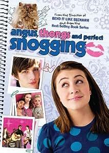 NEW Angus Thongs & Perfect Snoggin (DVD)