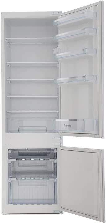 Bosch 276 Liters Built In Bottom Freezer Refrigerator, KIV38X22GB, 1 Year Warranty