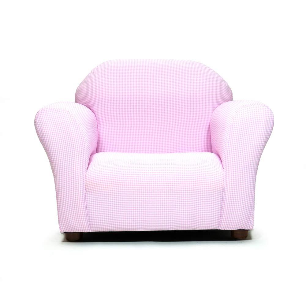 Amazon Com Keet Roundy Kid S Chair Gingham Green Baby