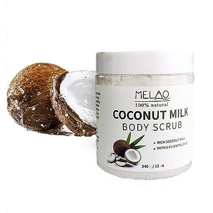 Crema exfoliante con crema exfoliante para el cuerpo de ...