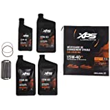 Amazon.com: Sea-Doo New OEM Cambio de aceite kit 4-Stroke ...