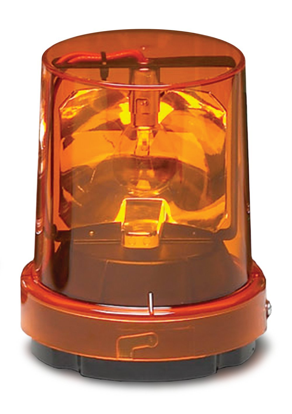 Federal Signal 121S-120A Amber Rotating Light