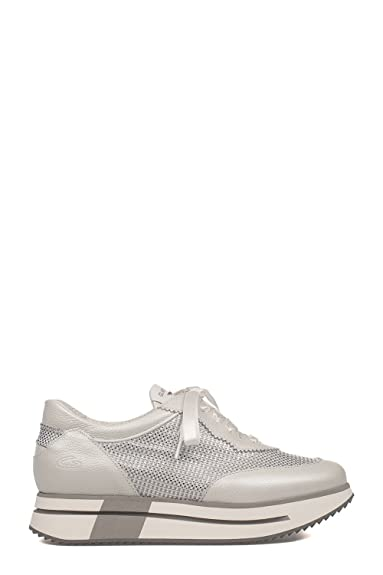 Alberto Guardiani Damen Sd60421dxvx0 Rosa Polyamid Slip on Sneakers RX5kF