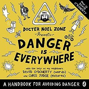 Danger Is Everywhere Audiobook