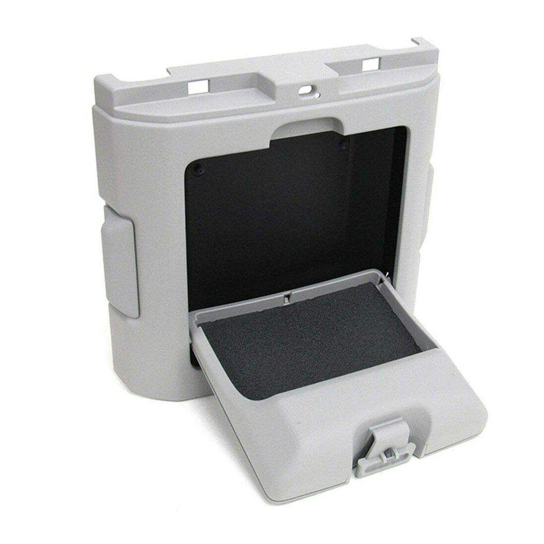 Genuine Rear Overhead Roof Console Grey Flint 04-08 F0rd F-150 4L3-Z185-19A-70AAM Quick Delivery by $/Reliable