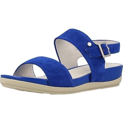 Womens Step 3 Wedge Heels Sandals Stonefly HxPVpJOVK