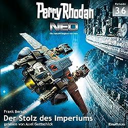 Der Stolz des Imperiums (Perry Rhodan NEO 36)