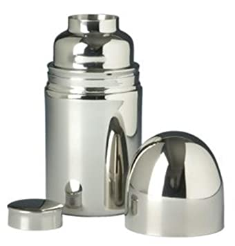 Amazon.com: 10 oz. Bullet coctelera Set, de acero inoxidable ...