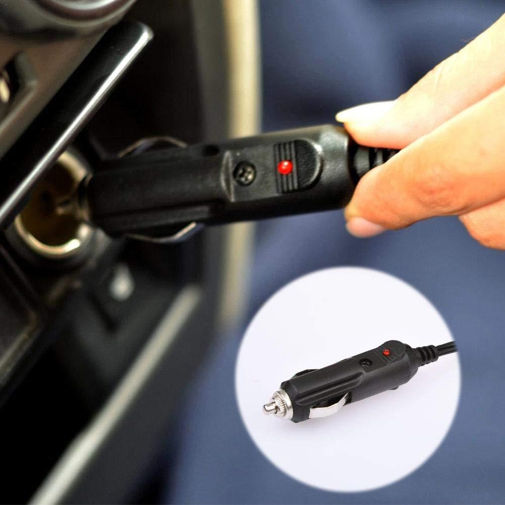 12V Auto Heizdecke,Komfortable W/ärmedecke f/ür Autos Elektrische Kuscheldecke W/ärmedecke f/ür Alle G/ängigen Matratzen Geeignet,Waschbar 150x100cm LKWs