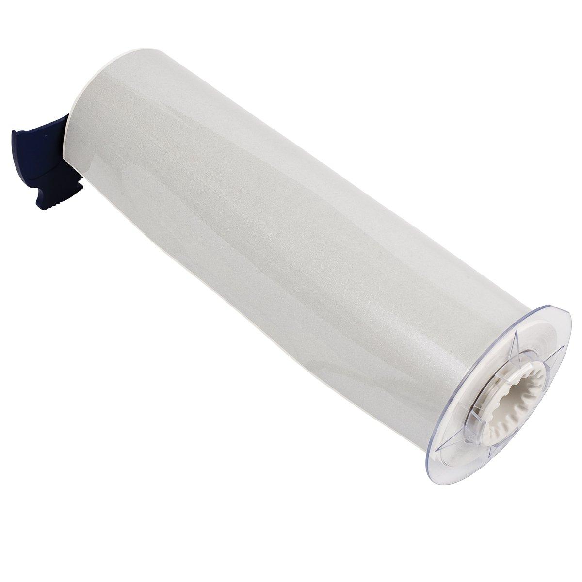 Silver Tape Brady 13590 PowerMark 33 Length x 10 Width B-584 Reflective
