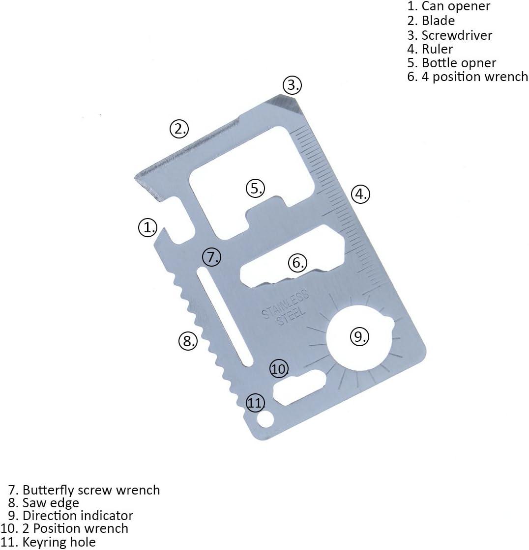 Electropolis EIN St/ück Jagdmesser Muela Elk Faust Hartfaserplatte Koralle Blatt 14 cm Mehrzweck-Geschenkkarte Gewicht 145 Gramm