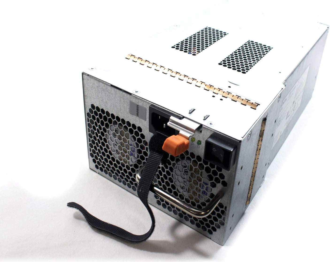 """New VHFKD Dell EQL 3.5"""" Chassis PS6100/E PS6110/E Storage Array 1080W Redundant Power Supply PSU D1080N-S0 Dual-Fan Switching Backup Power Source P/S Delta DPS-1080AB M2TJT 10DKX HCP5C MYNPK"""