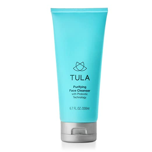 TULA Skin Care Purifying Face Cleanser with Probiotic Technology