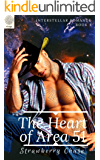 The Heart of Area 51: A Retro Sci-fi Alien Romance (Interstellar Romance Book 1)