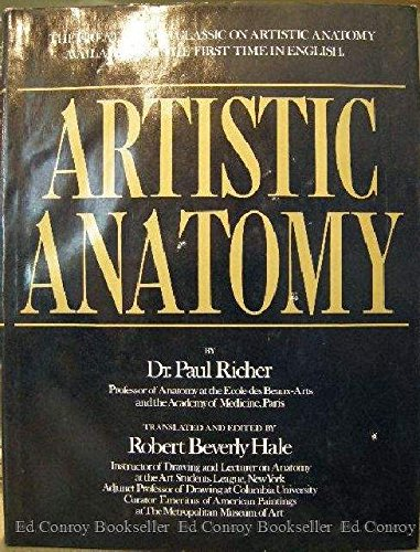 Artistic Anatomy (English and French Edition)