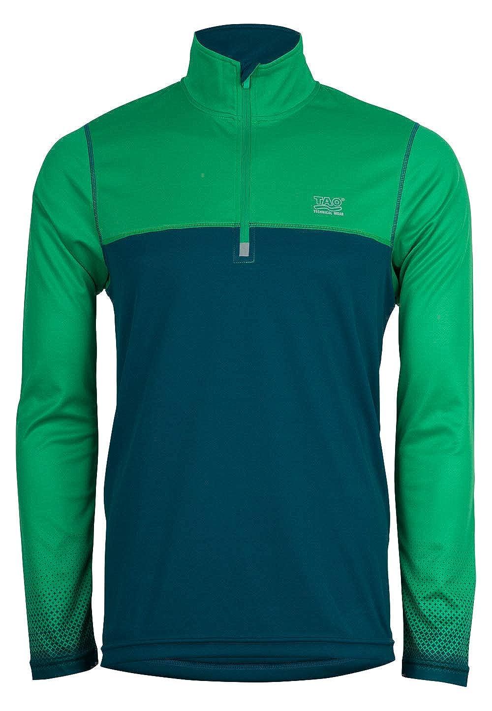 TAO Sportswear Herren Longsleeve Sweatshirt