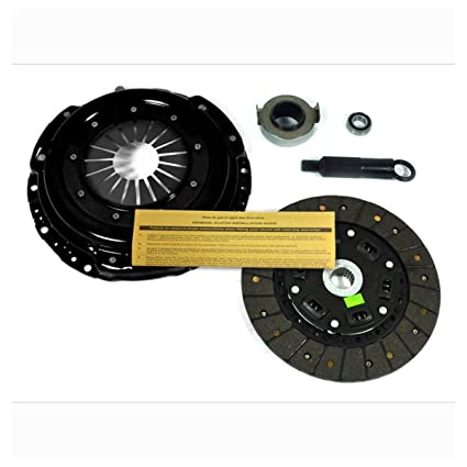 Amazon.com: EFT XTREME HDSS CLUTCH KIT JDM 93-95 HONDA CIVIC COUPE 1.6L B16 DOHC VTEC: Automotive