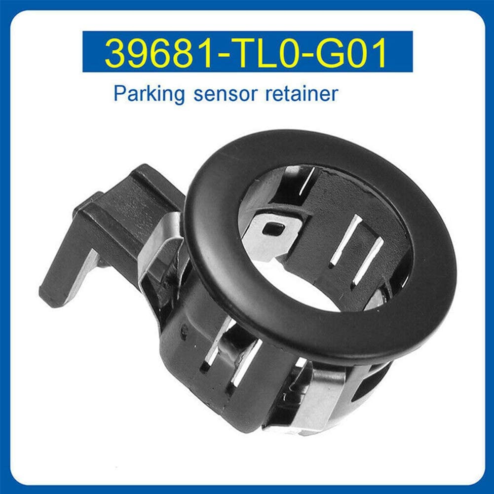Erthree Parking Sensor Retainer for Honda,39681 TL0 G01ZD Parking Sensor Holder
